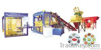 Full-Automatic Block Machine (QT9-15)