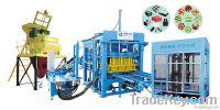 QT5-20 Semi-Automatic Block Machine