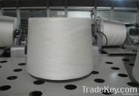 polyester blended viscose yarns
