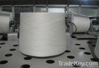 polyester blended viscose yarns