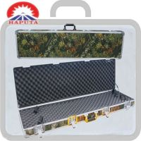 Camouflage Military Rifle Case with Camouflage Surface