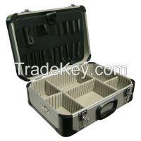 Heavy Duty Lockable Aluminium Box for Store Tools (HT-1050)