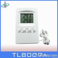 Fridge In Out Alarm Thermometer