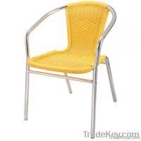 Aluminum Wicker Chair