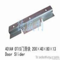 elevator door slider