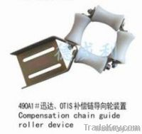elevator chain guide roller/elevator parts