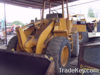 CAT 910E Wheel Loader
