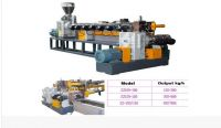 Pp Pe Granulating Production Line