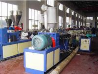 Hdpe Pipe Production Extruder Machine
