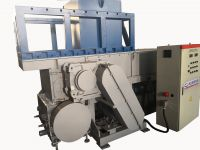 single shaft shredder machine for rigid PP PE material