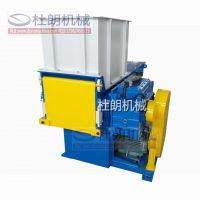 single shaft shredder machine for rigid PP PE material