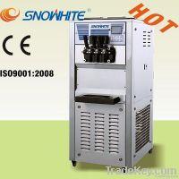 Commercial Frozen Yogurt Machine , Soft Ice Cream Machine 240A