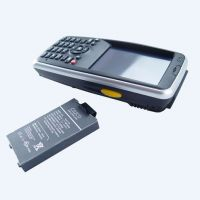 Rugged Phone with Barcode Reader and RFID
