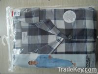 Men's Flannelette Pajamas Set/ Sleepwear