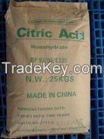 Citric acid BP98