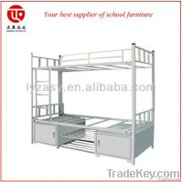 Metal bunk bed for hotel
