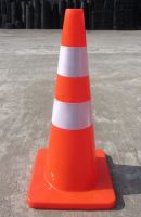 90cm PVC Traffic Cone