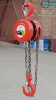 Chain block, lever hoist