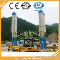 35m3/h ready mixed concrete mixing plant for sale