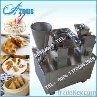 stain steel hot selling samosa dumpling machine with competitive price