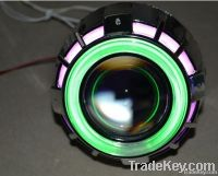 2.5/2.8/3.0inch HID Projector Lens Light With Double Angel Eyes