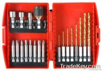 Drill and Driver Bits Set