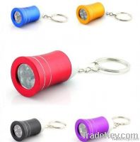 Key chain 3 LED Flashlight