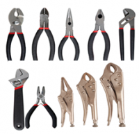 Pliers and Wrench Set