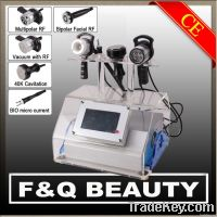 Popular Cavitation RF Slimming Beauty Equipment