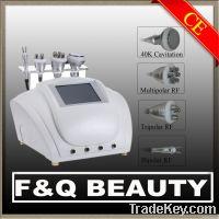 Cavitation multipor rf Slimming Beauty Equipment