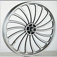 aluminum magnesium alloy bicycle wheel