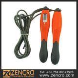 Adjustable Digital Count Plastic Jump Rope (JPR-2107)