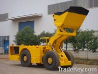 Diesel LHD underground loader