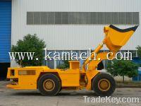 WJ-3 Diesel LHD Scoop