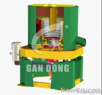 Environmentally friendly centrifugal separator, fine gold separator