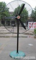 industrial free standing fan