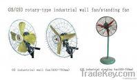industrial wall fan