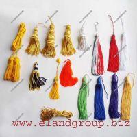 Bullion & Thread Tassel Collection