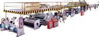 Corrugated Paperboard Machinery  Production Line