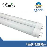 CE RoHS 2ft/3ft/4ft/5ft High Lumen LED T8 Tube Lighting (XD-T8/0.6-XW8