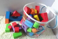 eva foam blocks/Edtoy foam blocks