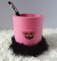 EVA pen holder/eva foam pen vase/foam pen holder for decor