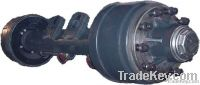 used truck trailer axle in germany