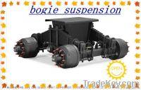 drum bogie suspension used truck and trailer