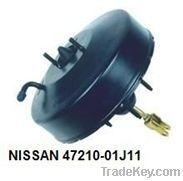 Vacuum brake booster for Nissan