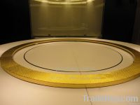 electric  lazy susan/turntable