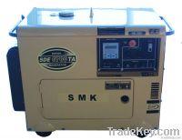5KVA Air-cooled Diesel Generator Set