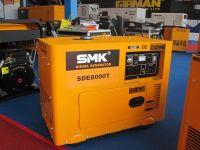 6KVA diesel generator set