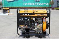 2KW welding & diesel generator(open  type)