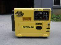 2KW diesel & welding generator